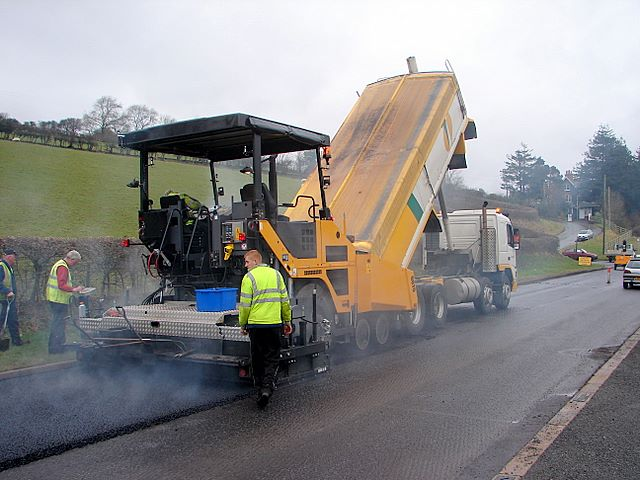 Repairing the A44