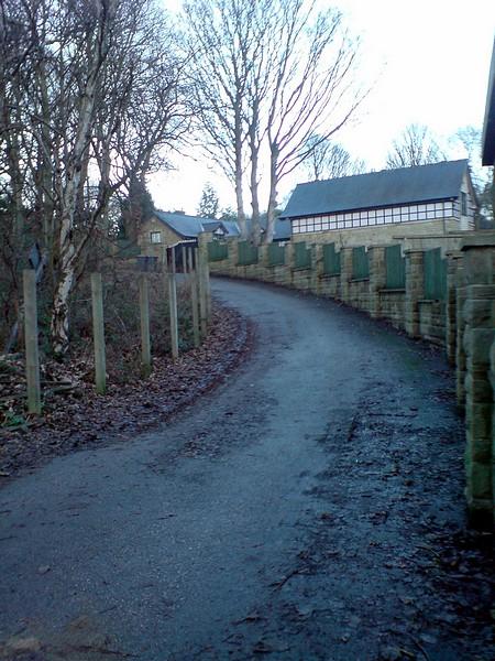 Wood Lane and Craggwood Manor