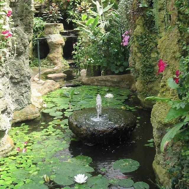 Grotto, Dewstow Gardens