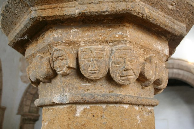 13th century faces