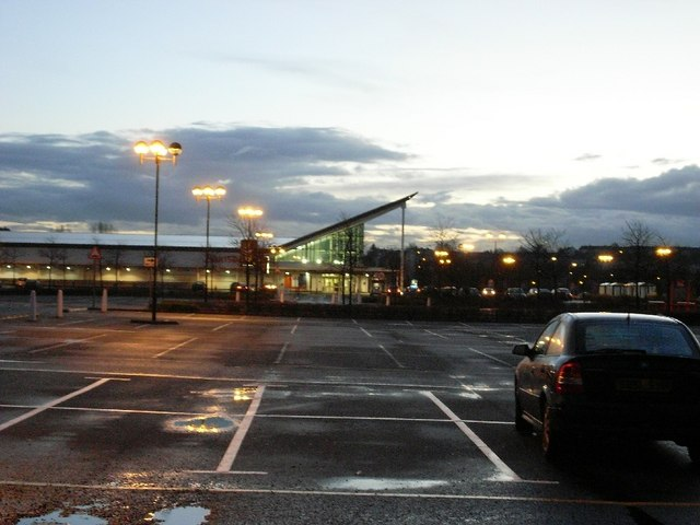 Sainsbury's, Great Western Retail Park