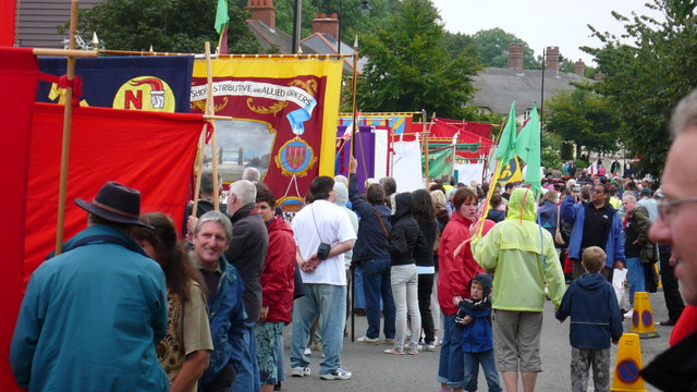 Tolpuddle Festival Rally
