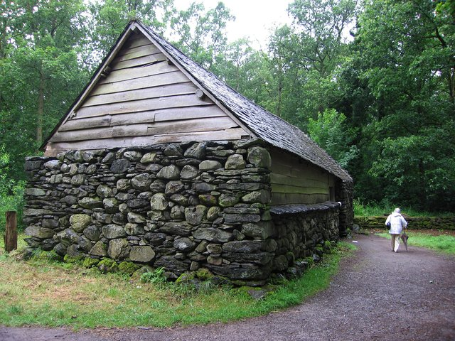 Barn, National History Museum of Wales, St Fagans