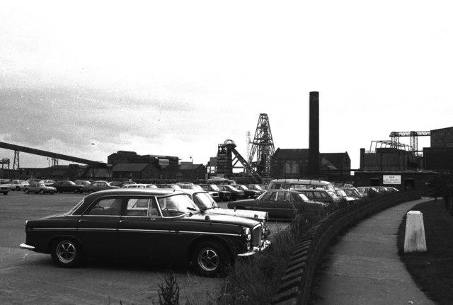 Markham Main Colliery
