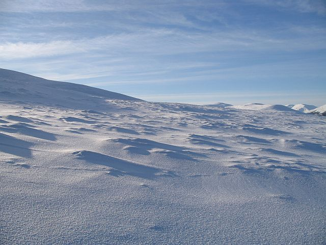 Steeper moorland
