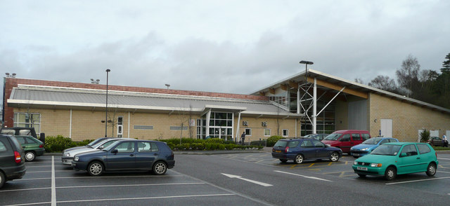 Tiverton Leisure Centre