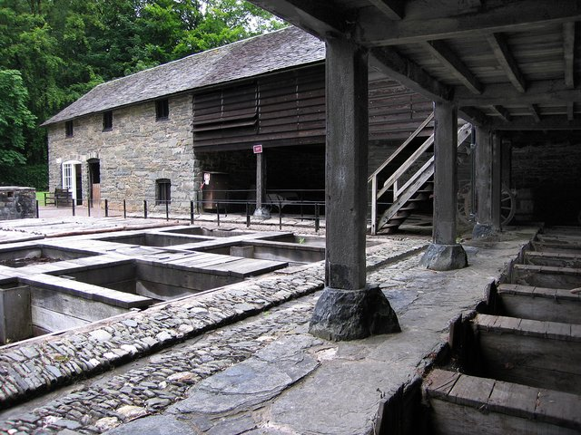 Tannery - National History Museum of Wales, St Fagans