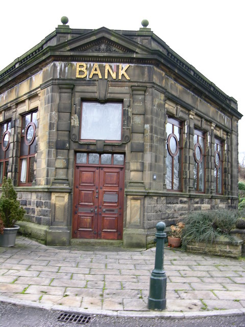 Old Bank, Chapeltown