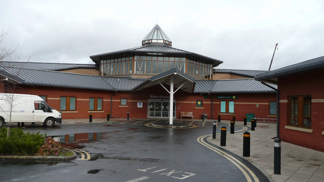 Tiverton and District Hospital