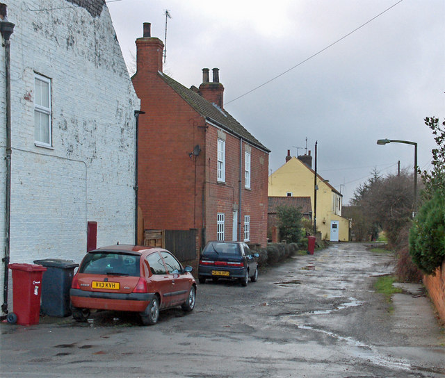 Barracloughs Lane, Barton Upon Humber