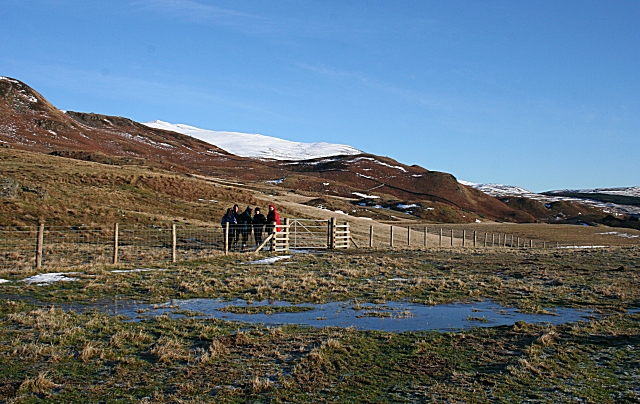 New Fence at Funtulich