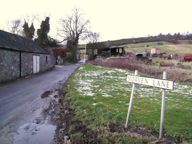 Morven Lane, Newmill