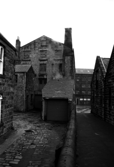 Barker's Tannery, Otley
