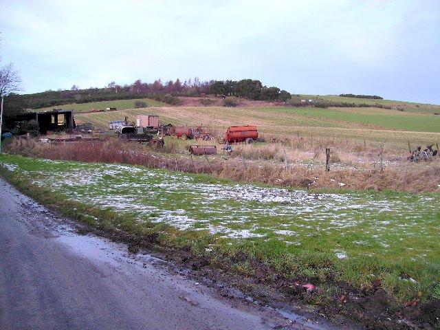 Land adjoining Morven Lane