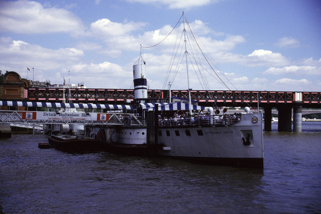 Paddle Steamer Tattershall Castle