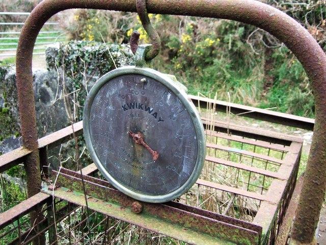 Weighing machine, Trengale