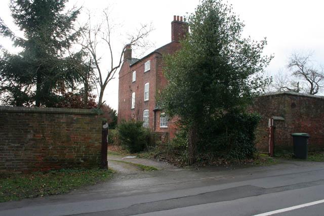 Golder Close House, Strelley