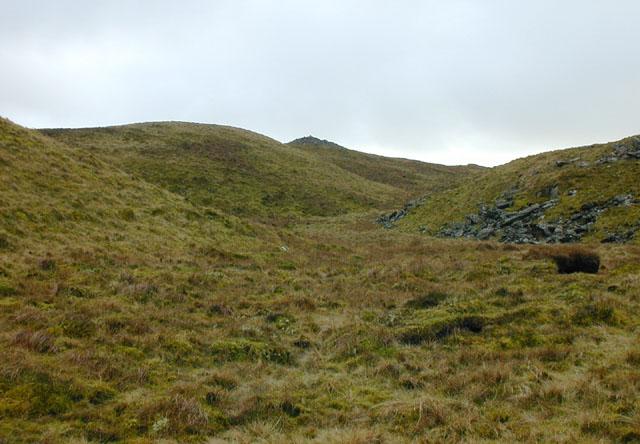 Summit of Moel Y Llyn