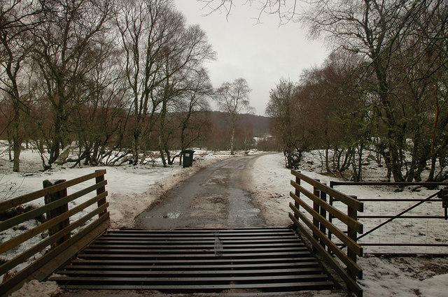 Road to Achtemarack
