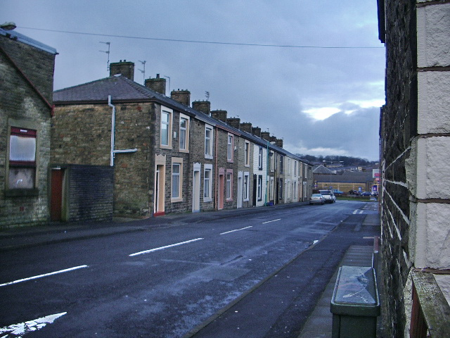 Hesketh Street, Great Harwood