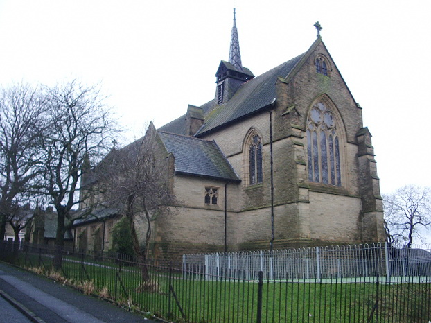 The Parish Church of St Peter, Accrington