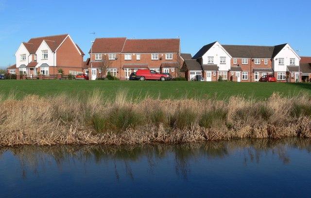 Canal Way, Hinckley