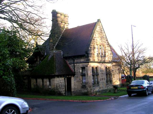 Lawnswood Cemetery Lodge - Otley Road