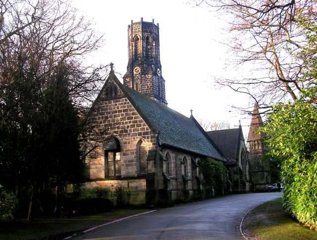 Lawnswood Cemetery Chapel - Otley Road
