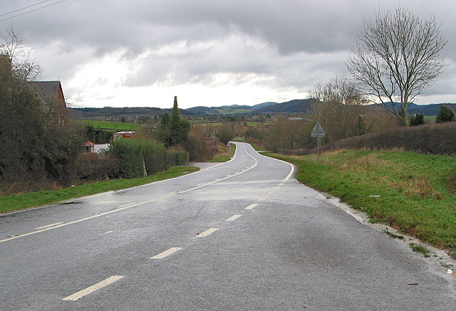 A449 to Ledbury