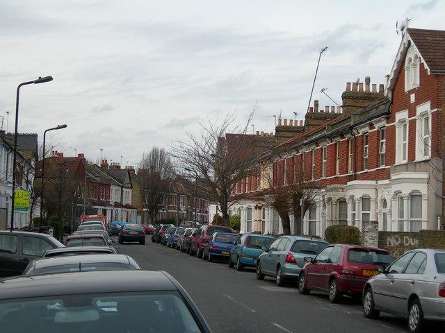 Burghley Road, N8