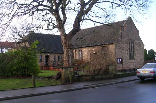 Adel Methodist Church Hall - Gainsbro Avenue