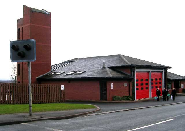 Cookridge Fire Station - Otley Old Road
