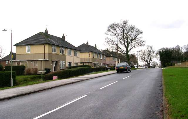 Hospital Lane - Otley Old Road