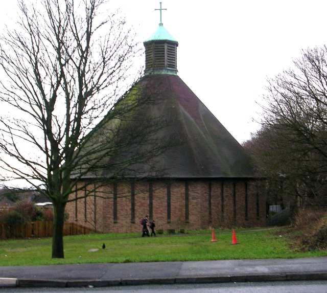 St Paul's Church - Raynel Approach, Otley Old Road