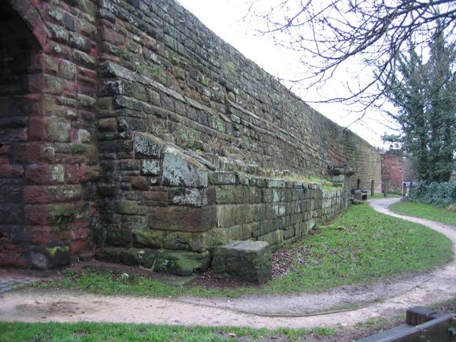 Roman Masonry and the city walls #2