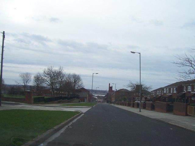Upper Stanhope St