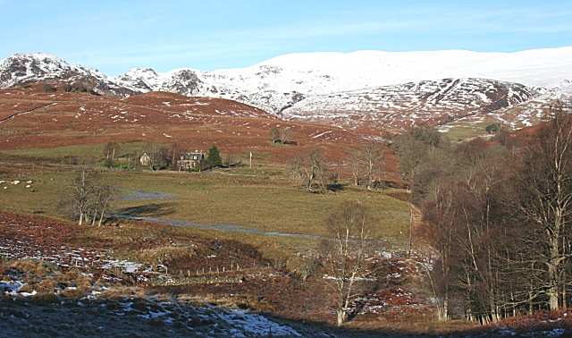 Kingarth, Glen Lednock