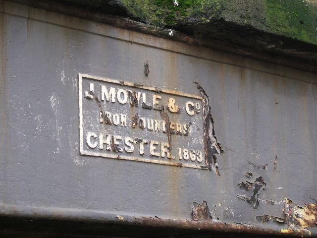 Iron Founders Mark