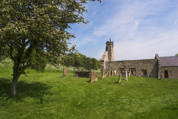 Wharram Percy, St Martin's Church