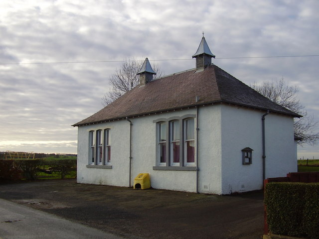 Old School at Bolton, East Lothian