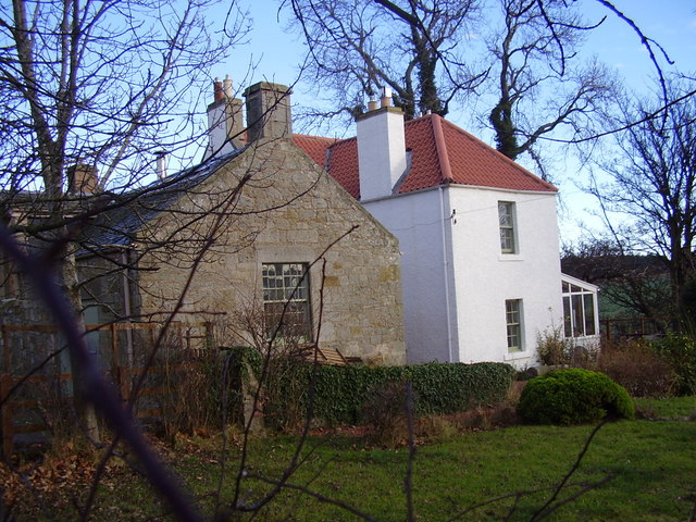 The Old Schoolmaster's House, Bolton, East Lothian.