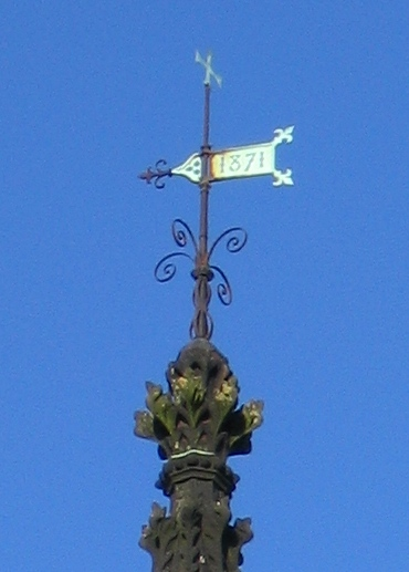 Weathervane on the Cathedral