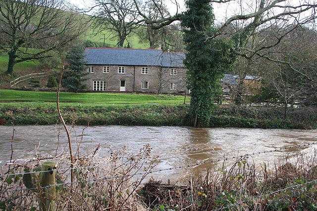 Yealmpton: Worston Mill