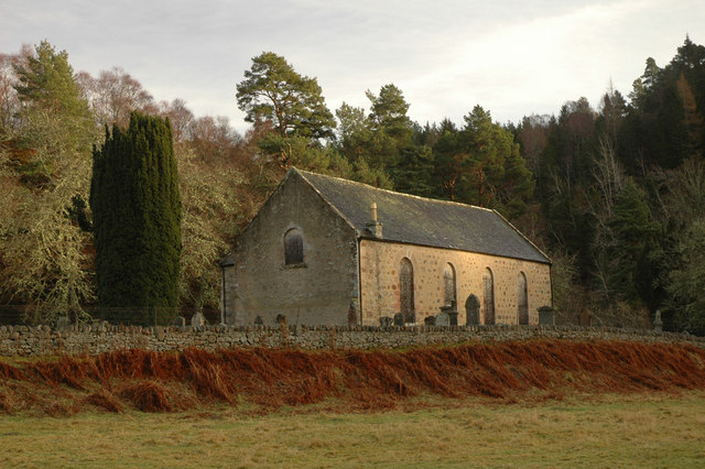 Church at Ardclach