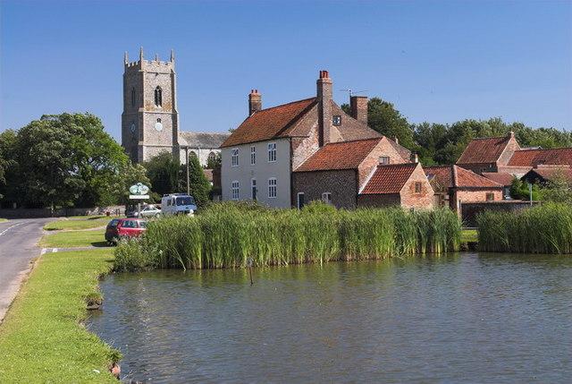 Great Massingham Village