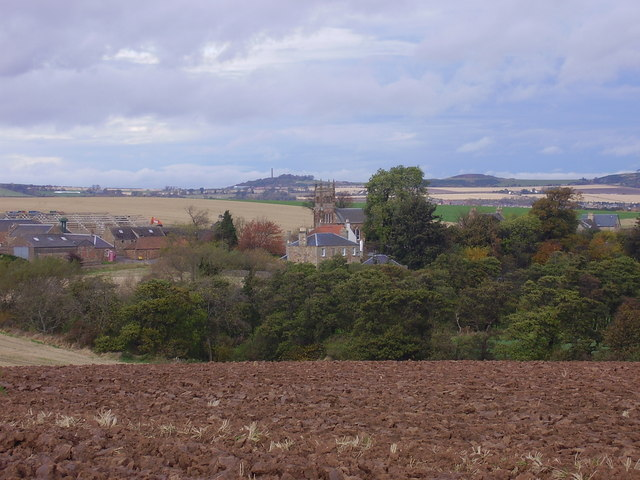 The village of Bolton, East Lothian