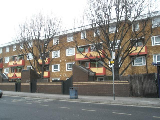 Flats in Arundel Street