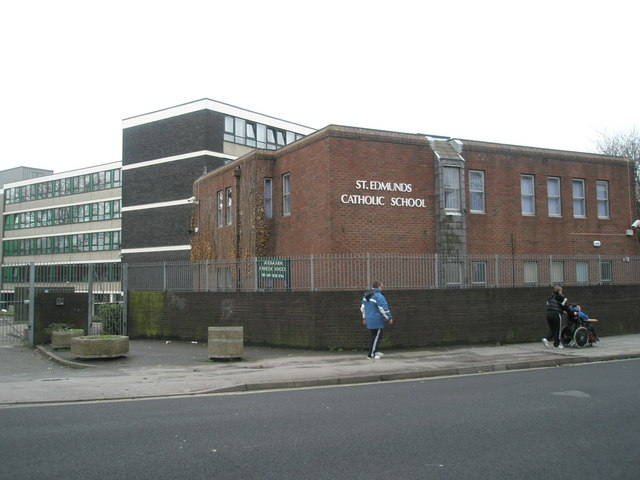 St Edmunds Catholic School