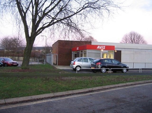Avis Office - Joule Road