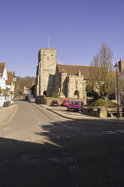 Wrotham, Kent